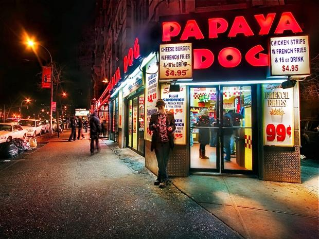 Local leaders said they welcome an upgrade to the seedy stretch around the West 4th Street subway stop, which as of mid-April had a Papaya Dog location and a recently closed tattoo parlor and adult store.
