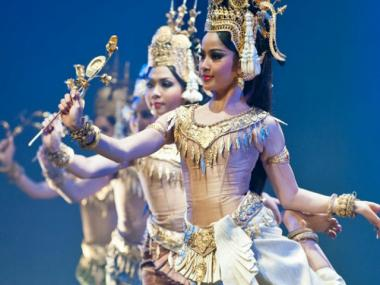 The Royal Ballet of Cambodia is coming to BAM this weekend