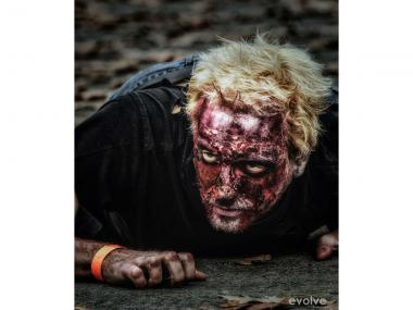 The rUNDEAD zombie run will challenge runners to survive a horde of the undead while running a 5K.