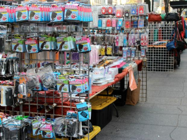 "Some Upper East Side residents are rankled by street vendors, with one critic even saying that they made the streets as un-walkable as ""downtown Cairo."""