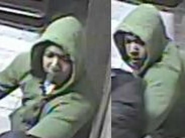 Two men are wanted in connection to two Bronx robberies, cops said.
