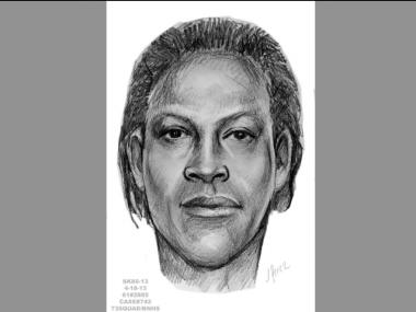 Police were looking for information about this unidentified woman, whose remains were discovered in a Bedford-Stuyvesant building in March 2013.