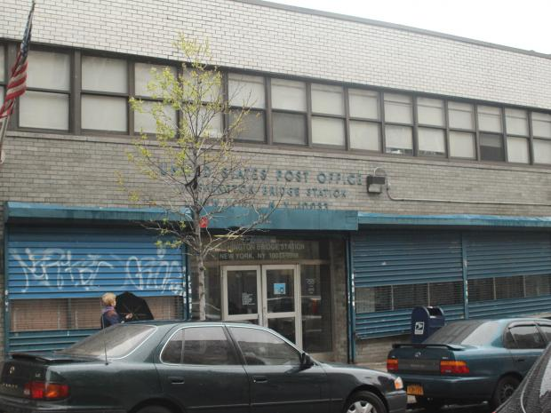 Despite signing a lease for the space last year, USPS didn't notify the community about the coming move.