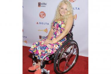 Ali Stroker spoke to DNAinfo.com New York about the challenges of getting around the city while handicapped.