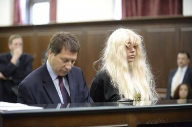 Starlet Amanda Bynes was arrested in New York City on Thursday May 23, 2013.