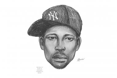 Police were looking for a suspect wanted in a possible anti-gay assault on a J train subway car.