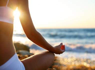 Sheryl Dluginski says breathing can have a calming effect on the body's stress systems.