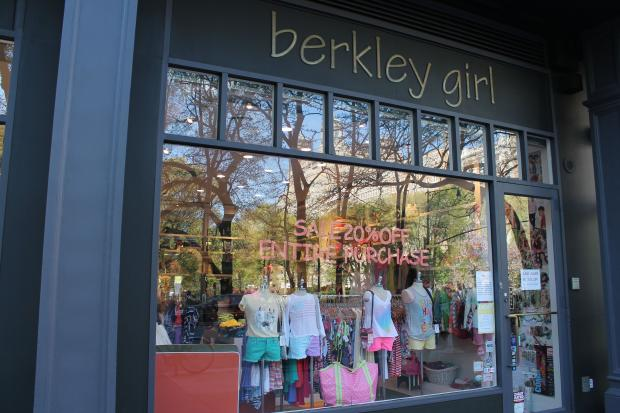 Longtime local shop Berkley Girl is closing in June, with a variety of offers lining up for the space.