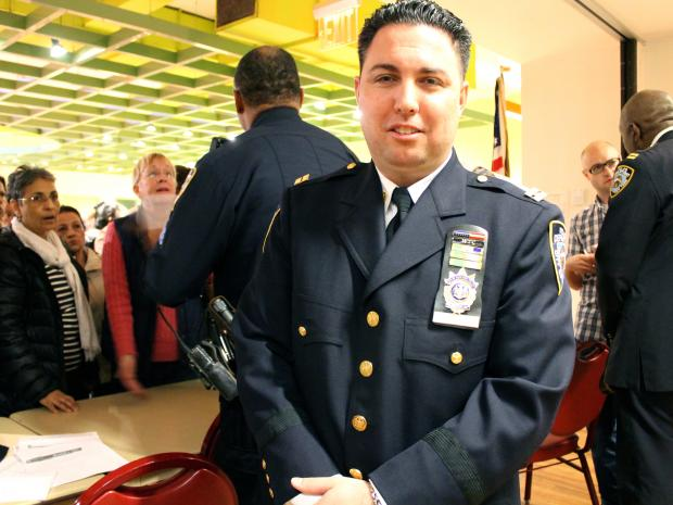 Captain Brian Hennessy will replace Deputy Inspector Donald Powers, who is moving to Manhattan North.