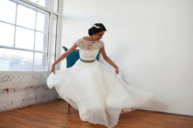The designer behind Schone Bridal is opening a bridal boutique and production facility on Third Avenue.