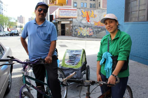 The borough has many riders who would benefit from a bike share, cyclists say, but also some biking issues that need addressed.
