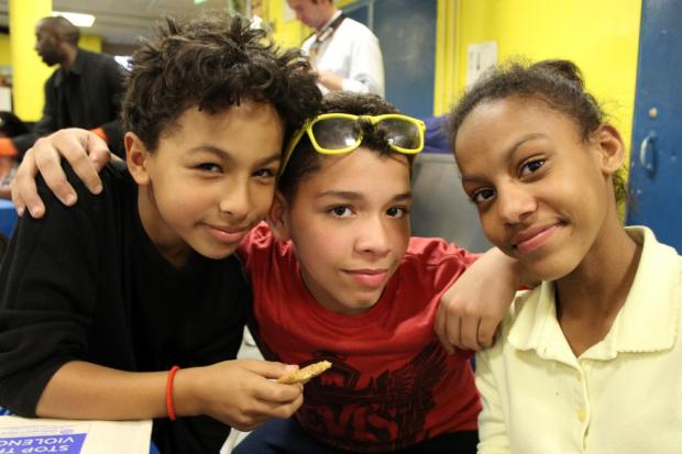 Students in the Bronx Youth Council surveyed 256 peers, then developed a community-safety plan.