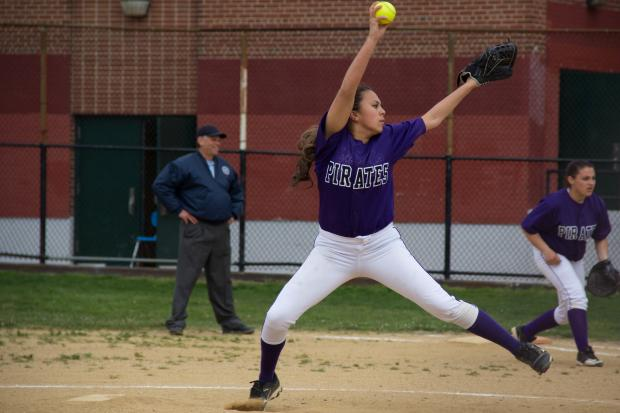 Tottenville senior Cheryl Lopez is one of the top softball players in New York City.