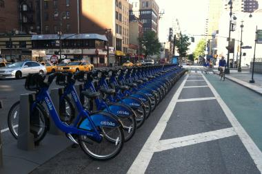The city said it had no immediate plans or a timetable to add Citi Bike stations into Staten Island or The Bronx. Elected officials pitched a proposal to add public funding to the program to help it expand to every neighborhood.
