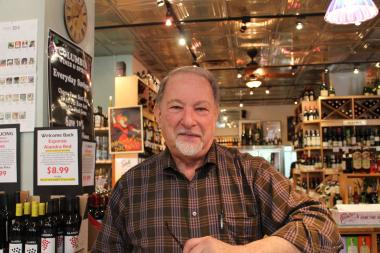 Murray Rosen is the manager at Columbus Wines and Spirits.