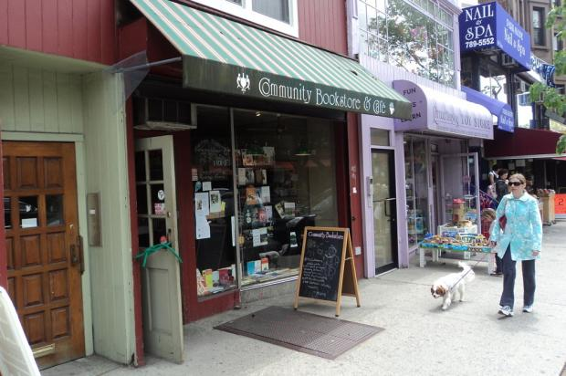 Community Bookstore will take over Babbo's Books on Prospect Park West.