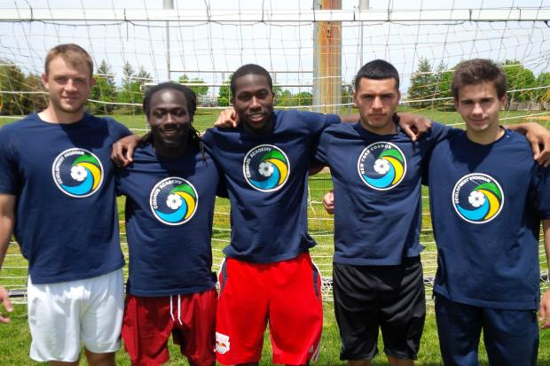 Four remaining from open tryouts in five boroughs hope to earn a coveted spot on New York Cosmos roster.