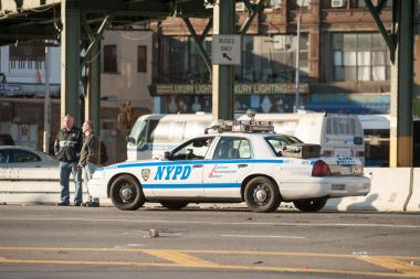 Pedestrian Fatally Hit by Minivan While Crossing Queens