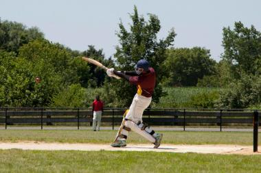 Brooklyn's cricket hotspots are in Canarsie Beach Park, Marine Park, and Spring Creek Park.