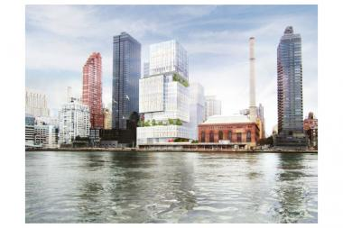 After many months of debate, Community Board 8 greenlighted City University of New York and Memorial Sloan-Kettering Cancer Center's plan to build a 1-million-square-foot college/hospital complex on the Upper East Side.