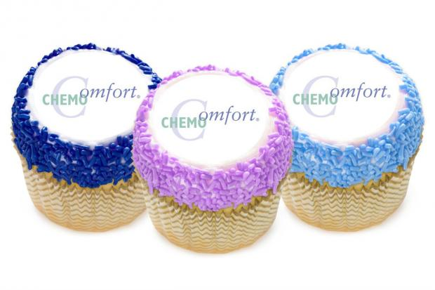 From June 2 to 8, 2013, sales of special cupcakes at two Greenwich Village shops will benefit a local nonprofit that makes care packages for people undergoing chemotherapy.
