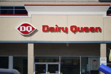 Dairy Queen will open their first location in New York City at the St. George Terminal for the Staten Island Ferry around Memorial Day,  Grub Street  reported.