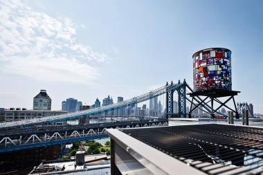 DUMBO Is Brooklynu0027s Best Neighborhood To Live According To Niche.comu0027s 2016  Ranking Of New