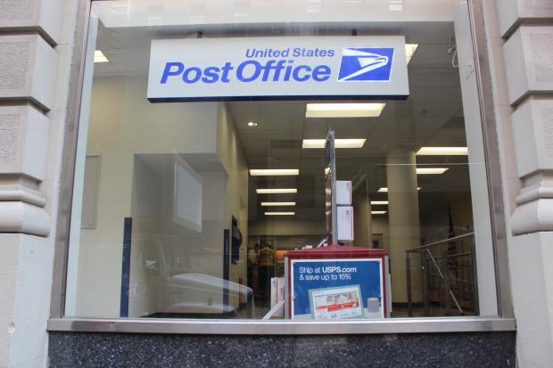 A brand new post office opened near Madison Square Park on May 20.