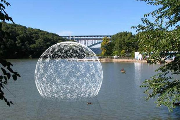 The Harvest Dome is coming to Inwood two years after it was destoryed on Riker's Island.