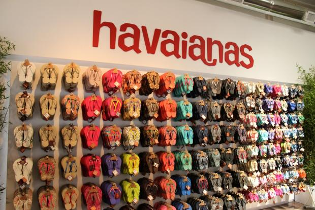 6ae568ffe0a70c Havaianas Opens Custom Flip-Flop Shop in Meatpacking District ...