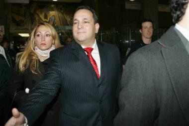 Former New York state senator and Queens city councilman Hiram Monserrate was sentenced to two years in prison for fraud in December 2012.