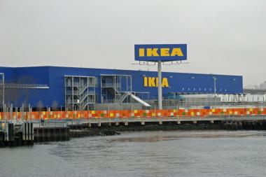city expands ikea ferry service in red hook starting memorial day red hook new york. Black Bedroom Furniture Sets. Home Design Ideas