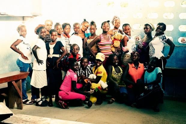 The Lower Eastside Girls Club will be supporting, educating and mentoring girls in Sierra Leone.