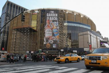 The Department of City Planning granted Madison Square Garden a 15-year renewal on its special permit to operate as a large-scale arena.