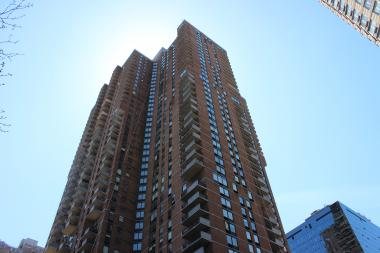 Manhattan Plaza offers affordable housing for artists, seniors and locals.