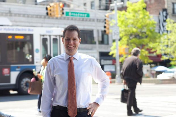 Mark Levine won Tuesday's Democratic primary for city council of Manhattan's 7th district.