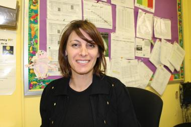 Nicky Kram Rosen has been a New York City Department of Education employee for almost 20 years. She has worked as a teacher, staff developer, coordinator of the mentor program and gifted and talented coordinator, and now principal.