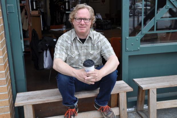 Oslo Coffee's owner said he felt reconnected to Williamsburg after their outpouring of support.