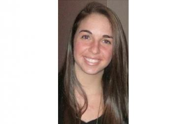 The body of a woman recovered from the Hudson River on Thursday, May 9, 2013 was confirmed to be missing college student Paige Aiello.