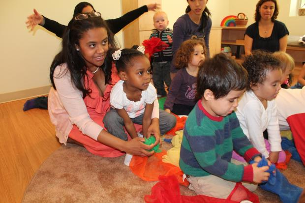 Columbia Business School graduate Denise Adusei launches Peartree Preschool.