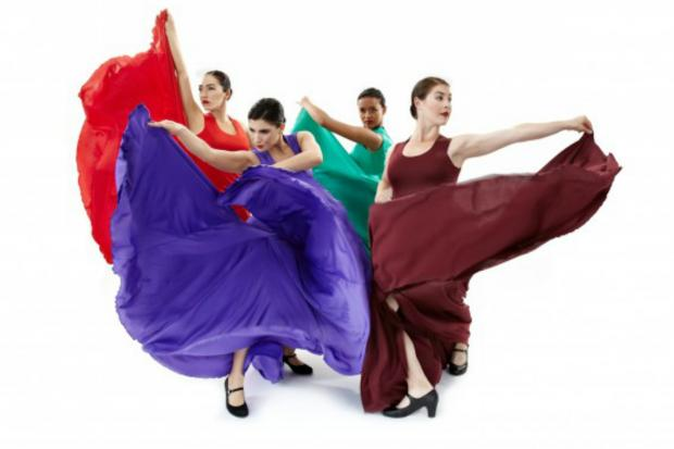 Get into this Spanish dance tradition at Flamenco Vivo Carlota Santana in Midtown.