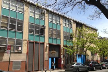 Nine students and two adults were injured after a fluorescent light bulb exploded in a school building shared by P.S. 123 and Success Academy Harlem 5 late Tuesday morning, May 7, 2013, authorities say.