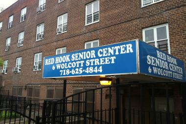 The Red Hook Senior Citizens program will be relocated to a new center after its old space as destroyed in Hurricane Sandy.