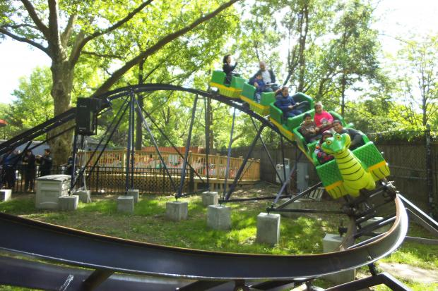 A new amusement park opens in Flushing Meadows-Corona Park.