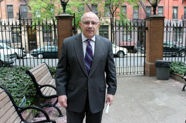 "Sal Albanese, a Democrat mayoral candidate, accused Christine Quinn and Bill Thompson of ""race baiting"" to secure votes, he said on June 3, 2013."