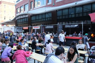 Smorgasburg Returns To The Seaport This Summer Tribeca New York Dnainfo
