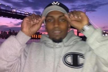 Stephen James, 21, was stabbed to death Sunday morning on Liberty Avenue, cops said.