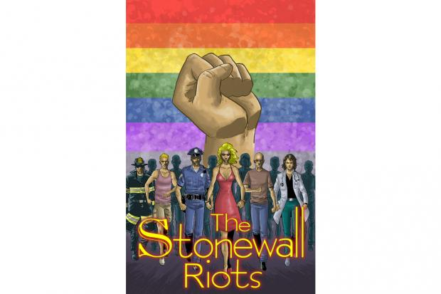 A West Hollywood-based writer and Spanish illustrator are planning to release a comic book in June 2013 on the LGBT-rights riots of June 1969.