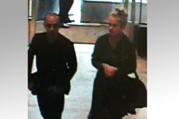 Two thieves robbed watches from Midtown's Bulgari and Porsche Design stores, cops said.