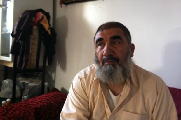 Bashir Ahmad, 57, was stabbed by Bernhard Laufer in a November 2012 hate crime, the Queens District Attorney said.